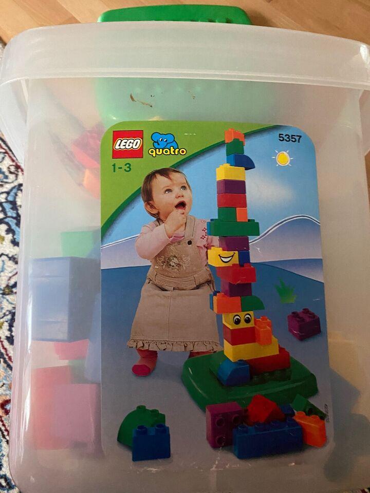 Lego Quatro, 1 kasse blandet