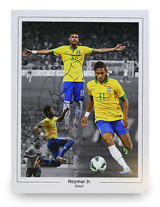 Image is loading Neymar-Jnr-Signed-16x12-Photo-Barcelona-Brazil-Autograph- 095a70b0b