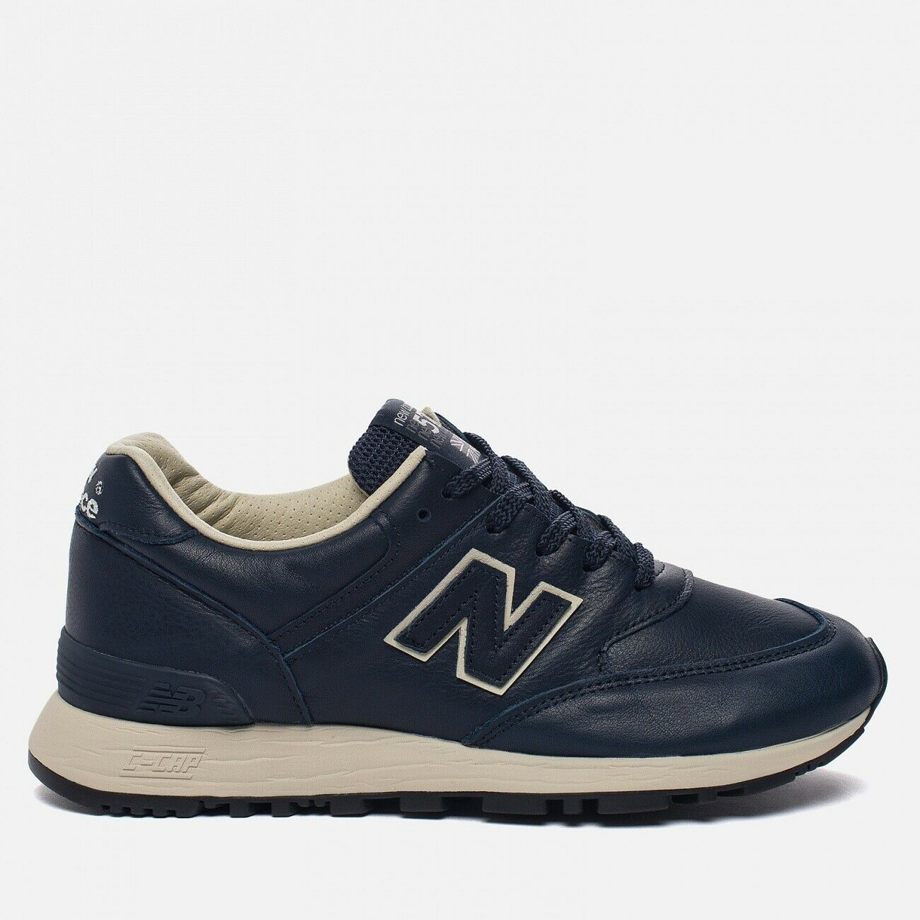 Womens New Balance 576 CNN UK 8 Blue Leather Trainers Made ...