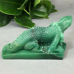 Natural Nephrite Jade Carving: Horse Statue / Hand Carved