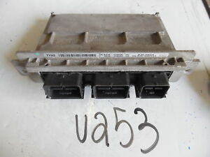 10-2010-11-2011-FORD-FOCUS-COMPUTER-BRAIN-ENGINE-CONTROL-ECU-ECM-MODULE-U353