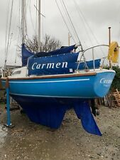 HURLEY 22 SAILING YACHT IN GOOD CONDITION
