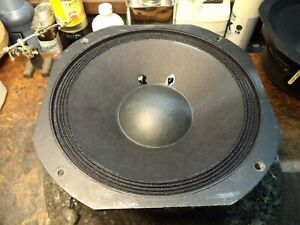Jbl E110 Woofer Recone Service/jbl Speaker Re-cône/jbl E110 Speaker Repair-afficher Le Titre D'origine Couleurs Harmonieuses