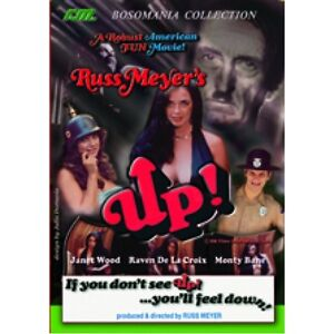 Image Is Loading Russ Meyer 039 S Up Dvd Rare Uncut
