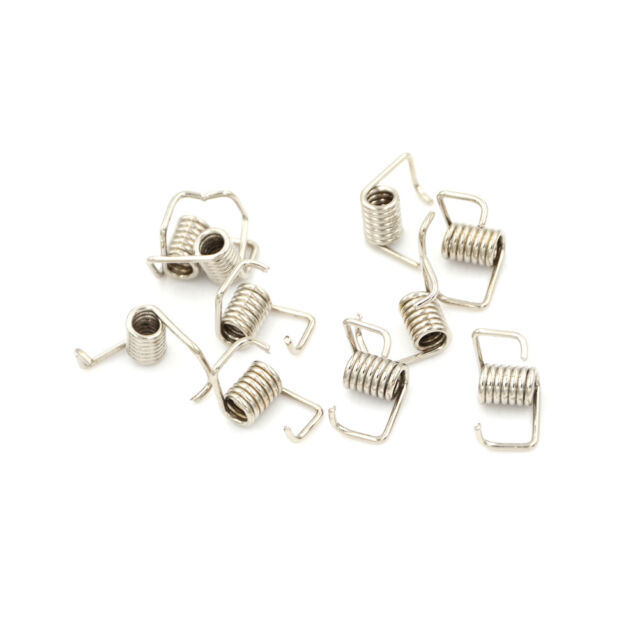 10PCS 3D Printer Part Locking Spring Tensioner for MXL & GT2 Timing belt 2017 CA
