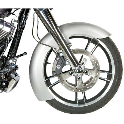 """Russ Wernimont RWD 21/"""" Front Wrapper Fender 5.5/"""" W LS-3 Flare Harley FLH//T 14-18"""