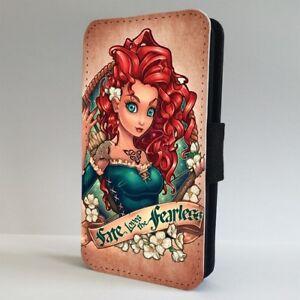 Disney-Brave-Merida-Quote-Amazing-FLIP-PHONE-CASE-COVER-for-IPHONE-SAMSUNG