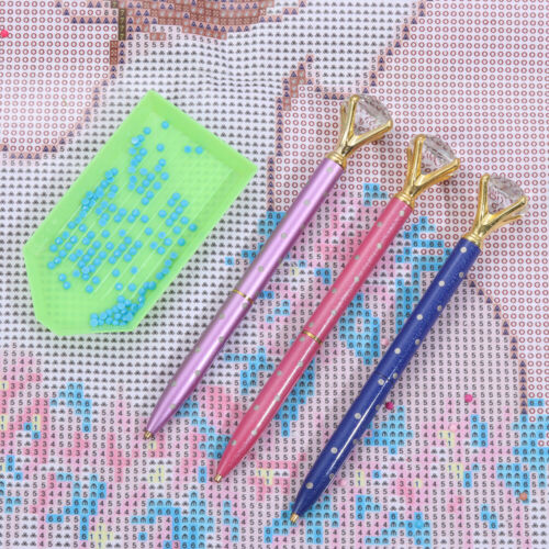 5D Diamond Painting Tool Point Drill Pen DIY Crafts Embroidery Cross Stitch NEW