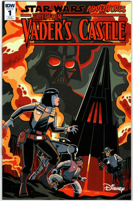 STAR WARS TALES FROM VADERS CASTLE #1 1:100 DEREK CHARM INCENTIVE VARIANT DARTH