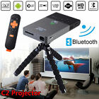 Smart Mini Projector C2 Android 4.4 LED DLP Home Theater Projector WiFi 5G BT4.0