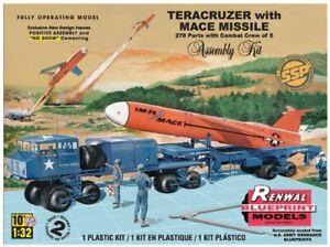 Revell-Monogram-1-32-Scale-Teracruzer-with-Missile-Model-Kit