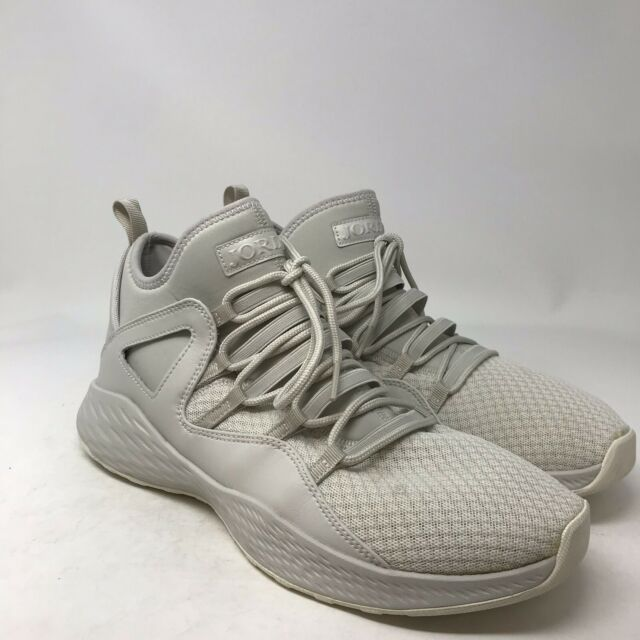 8123 Nike Mens Air Jordan Formula 23 Light Bone US Basketball Shoe US Size 10