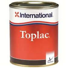 International Toplac narrow boat and yacht exterior paint - LAUDERDALE BLUE