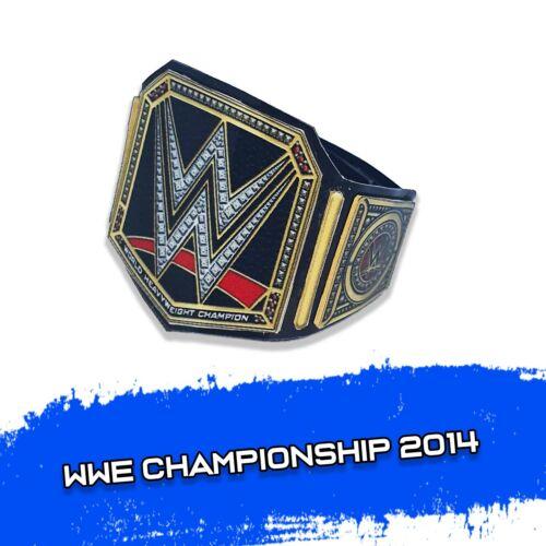 Hellfire Designs Custom WWE CAMPIONATO 2014 figura della cinghia