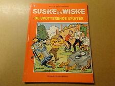 STRIP / SUSKE EN WISKE 165: DE SPUTTERENDE SPUITER   1ste druk