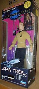 Star-Trek-Collector-Series-Command-Edition-Captain-James-T-Kirk-figure