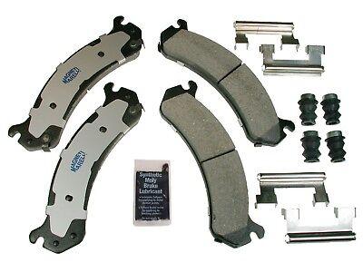 Disc Brake Pad Set-DIESEL Front Magneti Marelli 1AMV300784