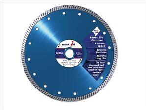 Marcrist - CK850 Extreme Speed Diamond Blade Fast Tile 125 x 22.2mm