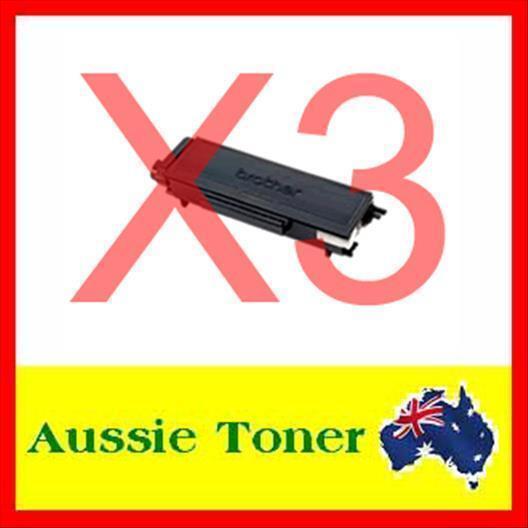 3x TN3185 Toner for Brother HL5240 HL5250DN HL5270DN MFC8460N MFC8860DN