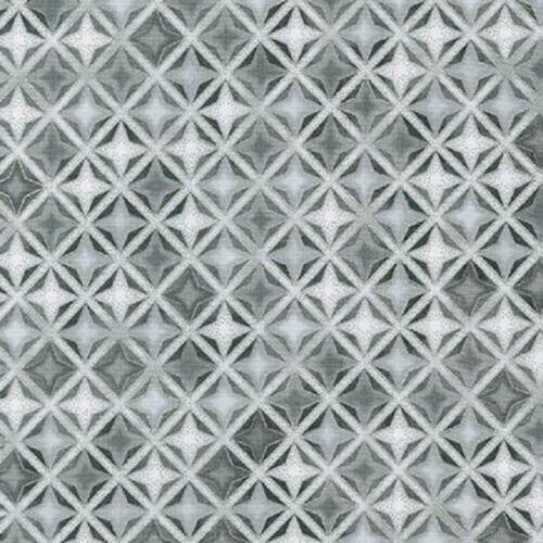 Winter/'s Grandeur 4-Silver By Robert Kaufman-BTY-Charcoal on Silver