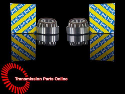 Same As Timken NP868033//NP666556 2 x SNR EC.42228.S01.H206 PF6 Gearbox Bearing
