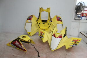 06-07-08-09-SUZUKI-QUADRACER-LTR-450-LTR450-FRONT-REAR-BACK-FAIRING-FENDERS