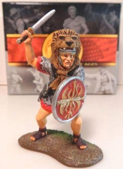 CONTE LTD. PEWTER COLLECTORS CLUB CCC1 ROMAN LIONSHEAD SIGNIFER MIB