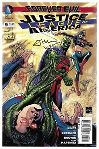 Justice-League-of-America-9-1-25-Variant-Signed-Van-Sciver-DC-Martian-Manhunter
