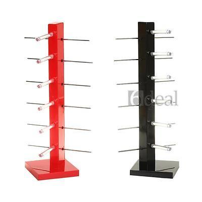 New Glasses Sunglass Display Stand Holder Stand Rack Acrylic Jewelry Tree
