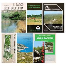 Parchi e Giardini: Uccellina, Maremma, Pisa, Montecristo, Collodi, Firenze