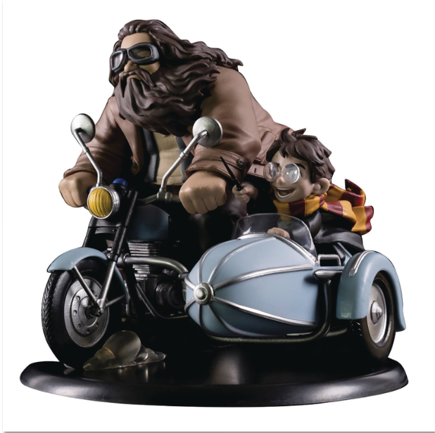 Harry potter und die mechanix rubeus hagrid q-fig max