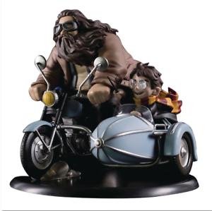 Harry Potter and Rubeus Hagrid Q-Fig Max Quantum Mechanix