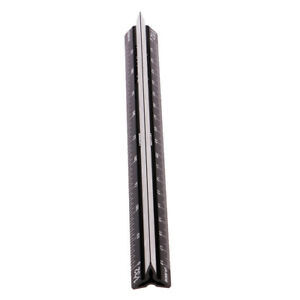 17cm Triangular Reference Scale Ruler for 1//12 1//24 //1//32 1//35 1//48 1//72