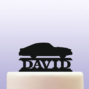 Personalised Acrylic Db5 Grand Tourer Gt Year 1963 1965 Classic Car