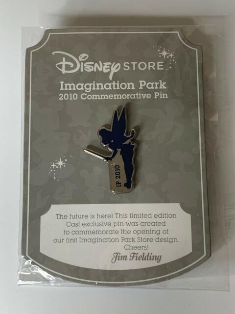 Disney Store CAST EXCLUSIVE Imagination Park 2010 Commemorative Pin NEW