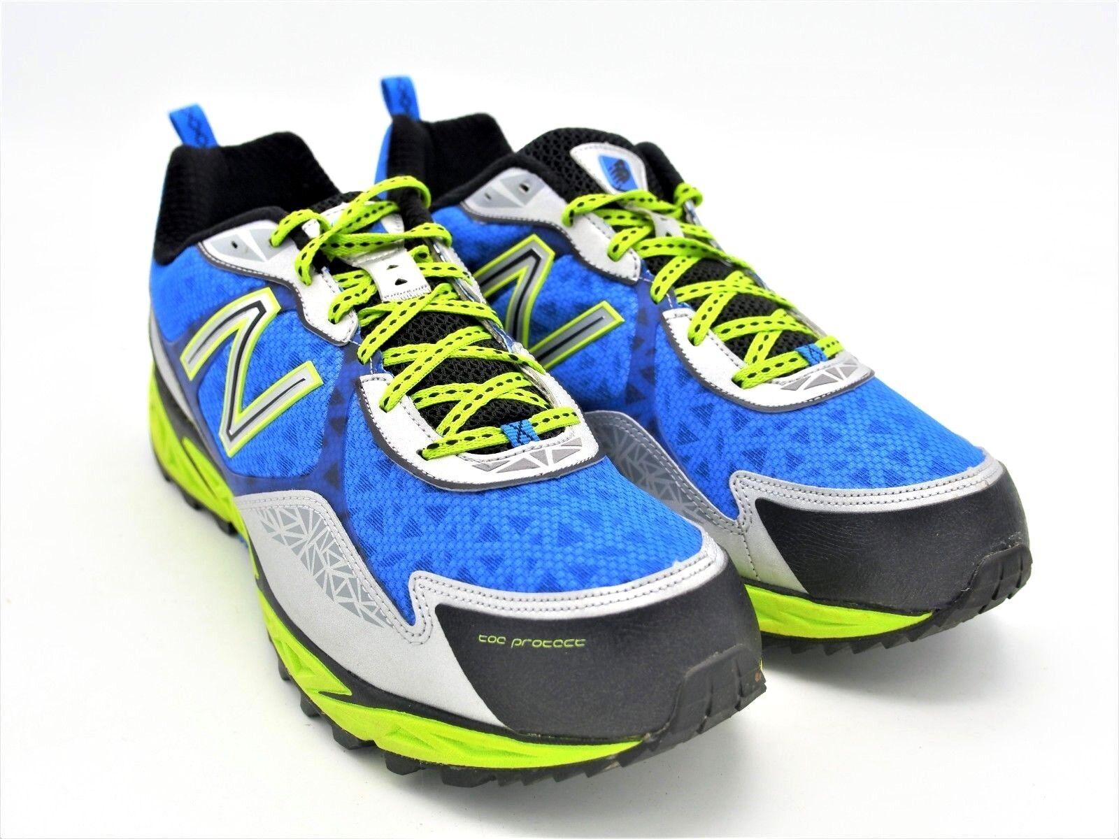 D1814 Pre Owned Men's New Balance 910v1 Running shoes US 12.5 D