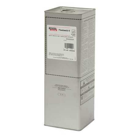 "AWS E6010 LINCOLN ELECTRIC ED010278 14/"" Stick Electrode 1//8/"" Dia. 50 lb."