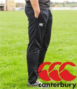 New Various Sizes Canterbury Men/'s Vapodri Tapered Rugby Training Pants