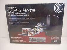 SEAGATE GO-FLEX HOME NETWORK STORAGE SYSTEM-P-N-YBAN2-570
