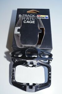 Look-S-Track-Trail-Enduro-Cages-MTB-Clipless-Pedal-Platform-Alloy-PAIR