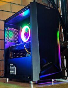 Gaming-PC-Intel-i5-RX-570-8GB-RAM-SSD-Win-10-Pro
