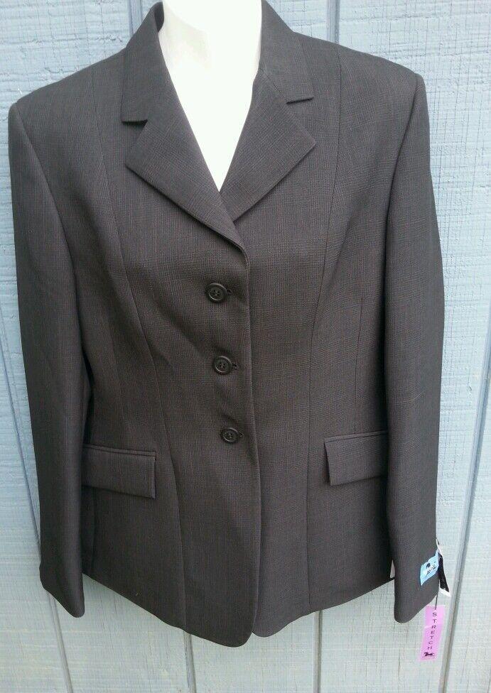 Nuevo Con Etiquetas Rj Classics esencial Lavable Jaripeos chaqueta Caza Abrigo Negro Cuadros