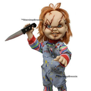 Child's Play - Chucky Mega Échelle 1/6 Figurine Mezco
