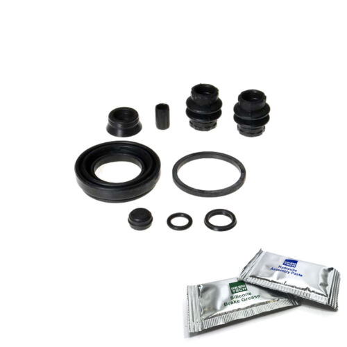 ALFA ROMEO GT 2004-2010 REAR BRAKE CALIPER REPAIR REBUILD KIT PISTON BCR208D