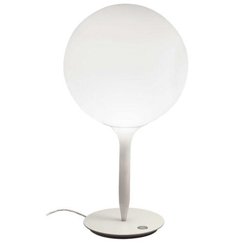 ARTEMIDE lampada da tavolo CASTORE con diffusore in vetro soffiato