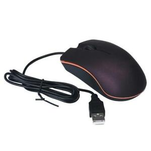 1200DPI Optical USB Receiver Wired Game Mouse Mice For PC Laptop Computer