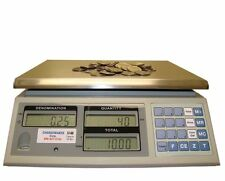 Ez 60 Fast And Easy Coin Counting Scale