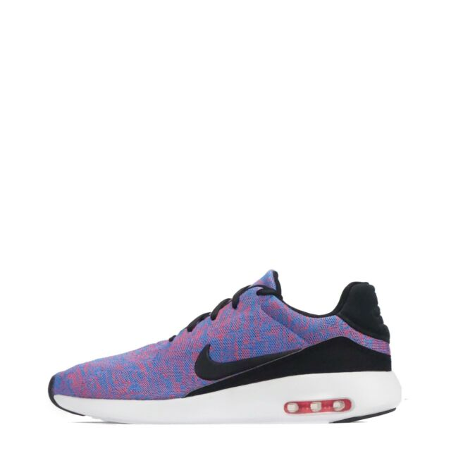 best website e0bf4 ec3a6 Nike Air Max Modern Flyknit Black Blue Men Running Shoes SNEAKERS  876066-401 12