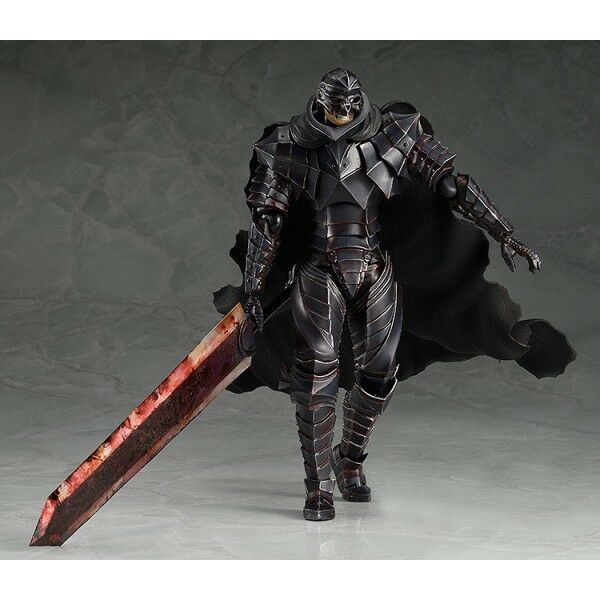 Berserk - Figma Guts Berserker Armor Ver. Repaint Skull Edition 16 cm