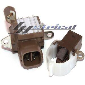alternator voltage regulator brush kit for honda odyssey. Black Bedroom Furniture Sets. Home Design Ideas